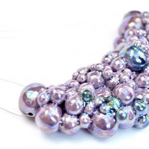 Bubble big glicine SaviniJewels Bubble collection